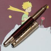 Rollerball 163 Le Petit Burgundy Red