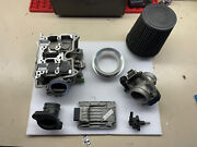 Canam Ds-450 Xmx Bcs Epoxy Ported Head Package. Green Injector R102 50mm Tba