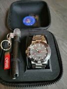 Oris Aquis Red Limited Edition New W/tags