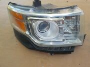 09 10 11 12 Ford Flex Limited Xenon Hid Complete Headlight Passenger Right Oem
