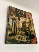 Taste And The Antique Lure Of Classical Sculpture 1500... By Haskell Paperback