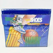 Trapper Mead Keeper Notebook These Shoes Were Made For Jammin Binder 1992
