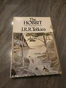 J.r.r. Tolkien The Hobbit Over 500 Pc 2 Two Sided Puzzle Giant 1976 21 X 15