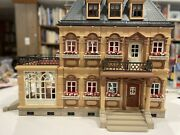Playmobil Victorian Mansion 5300 With Accessories People,furniture, And Other