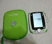 Leapfrog Green Leappad 1 Tablet Tested And Factory Reset...