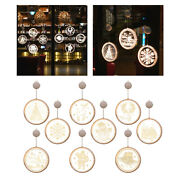Led Christmas Lights Indoor Outdoor Hanging Marble Fairy Light Holiday Party