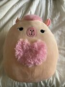 Squishmallow Camel 16 Inch Plush - Brand New Ships Fast Nwt In Hand