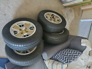 1980 280zx S130 Nissan/datsun Used Iron Cross Wheels And New Tires
