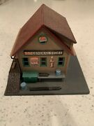 Vintage Life-like Aland039s General Store 1351 Ho Scale Building New Open Box