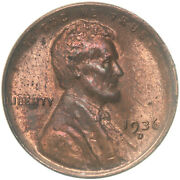1936 D Lincoln Wheat Cent Uncirculated Penny Us Coin