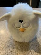Furby By Hasbro 2012 Mind Of Its Own Yeti White. Tested And Works