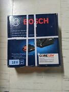 Bosch Core18v 4a Lithium Power Tool Battery Kit Charger Included Gxs18v-15n15