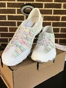 Comfrontview Women's Slip On Shoes Size 12w . New With Box. White Pink Yellow