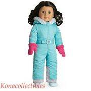 American Girl Ski Outfit New Retired