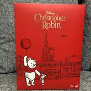 Hot Toys Winnie The Pooh And Piglet Christopher Robin Collectible Set - Mms503