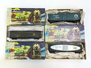 Vintage Athearn Lot Of 3 Ho Kits 5332 Gn Reefer 1328 Cpr Box Central Of Georgia