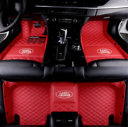 Car Floor Mat For Land Rover All Serie Luxury Tailored Right Or Left Hand Drive