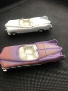 Hot Wheels And03951 Le Sabre Concept Chase White Real Riders Loose Diorama 54 Signed