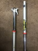Aer Forks 2018 With New Race Tech Spring Fork Conversion And Gold Valve