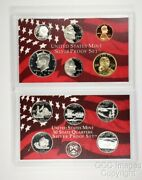 2005 San Francisco Silver Proof Set / Ogp Packaging / No Stickers Or Writing