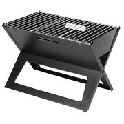 Fire Sense Notebook Charcoal Grill Msrp 42.49
