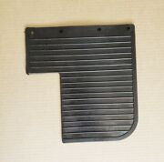 Rubber Mud Flap With A Cutout For The Propeller Shaft Of Motorcycles Ural/dnepr.