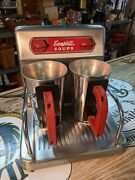 Vintage 1949 Campbell's Counter Kitchen Soup Warmer Dinette Diner Luncheon Video