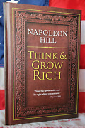 Brand New Think And Grow Rich By Napoleon Hill Hardcover