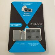 Jawbone Prime Bluetooth Headset W Noise Assassin - Bonus Car Charger And 6 Earbuds