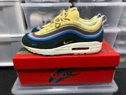 Nike Sean Wotherspoon Airmax1/97 Menand039s Sneaker Size Us10 / Uk9 / Eu43 From Japan