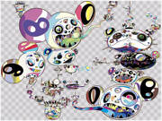 Takashi Murakami Poster Different Dimension That Touches The Hand Edition 300