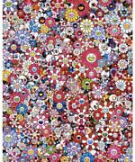 Takashi Murakami Poster Circus In My Heart With Peace And Darkness Edition 300
