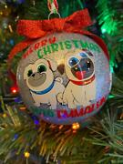 Christmas Ornaments Personalized Puppy Dog Pals