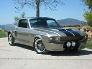 1967 Ford Mustang Fastback Eleanor Shelby Gt500e 1967 Ford Mustang Fastback Shelby Cobra Gt500 Eleanor Fresh Build Priced To Sell
