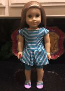 American Girl Doll Of The Year 2012 Mckenna 18 Doll Excellent Condition