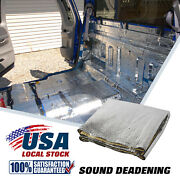 86sq.ft 10mm Closed Cell Foam Car Auto Sound Deadener Insulation Noise Proofing