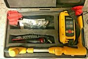 Vivax Metrotech Vm-810 Rx Cable Pipe Locator Transmitter