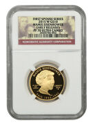 2015-w Maime Eisenhower 10 Ngc Pr 70 Ucam Early Releases