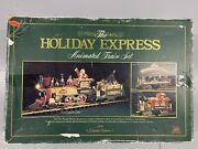 New Bright The Holiday Express Animated Train Set