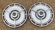 1964 Chevy Impala Chevelle Ss Hubcaps 2