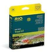 Rio Trout Lt Light Touch Double Taper - Dt1f - Fly Line