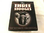 The Three Stooges The Ultimate Collection Dvd, 20-disc