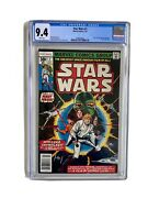 Star Wars 1 1977 Original First Print Comic- 9.4 White Pages Buy It Now
