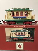 Dillards Trimmings By New Bright Train Accessory Car Reindeer Stable G Scale