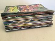 Lot Of 50 Comic Books Marvel Dc And Others