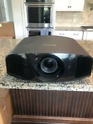 Sony 4k Projector Sxrd 3d Only 2600 Hours
