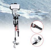 52cc 2-stroke Gasoline Boat Engine Outboard Motor And Propeller For Fishing Boat