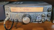 Kenwood Ts-2000 Transceiver All Band Hf/vhf/uhf With Hand Mic
