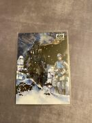 2021 Topps Star Wars Galaxy Chrome Surveyed By The Dark Lord Card 59