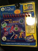 My First Leap Pad Learning System Leap To The Moon Sealed Book And Cartridge